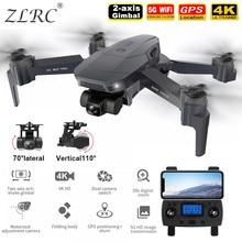 2020 nova sg907 pro zangão quadcopter gps 5g wifi 4k hd mecânica 2-axis cardan câmera suporta tf cartão rc drones distância 800m