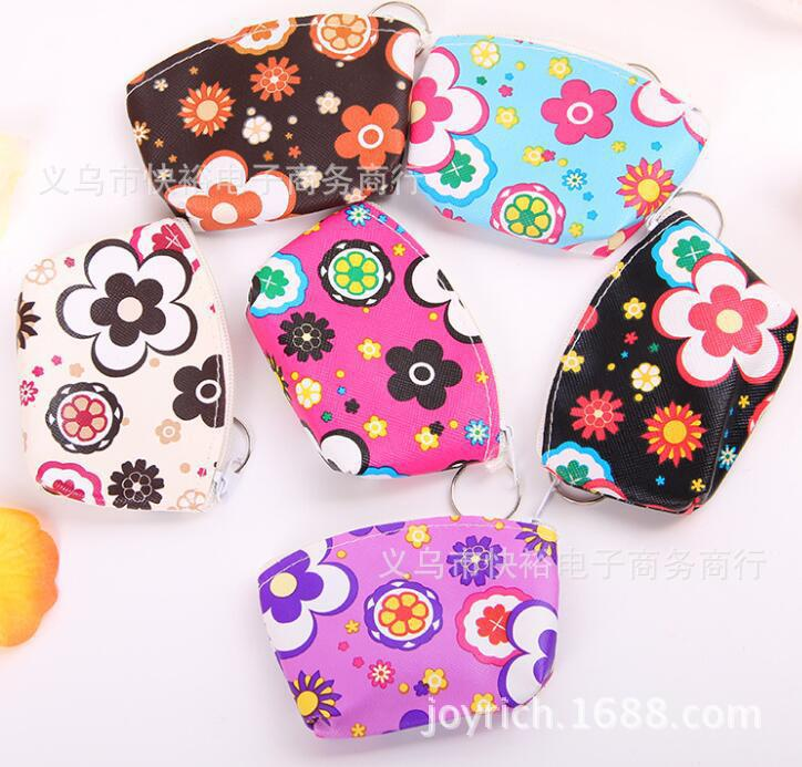 R191 Fashion Women's-Child Purse Cosmetic Bag Two Yuan Supply Of Goods The Department Store Commodity Dollar Store Daily Use Hun