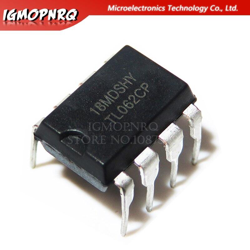 10pcs TL062CP TL062 TL062CN DIP-8 New Original