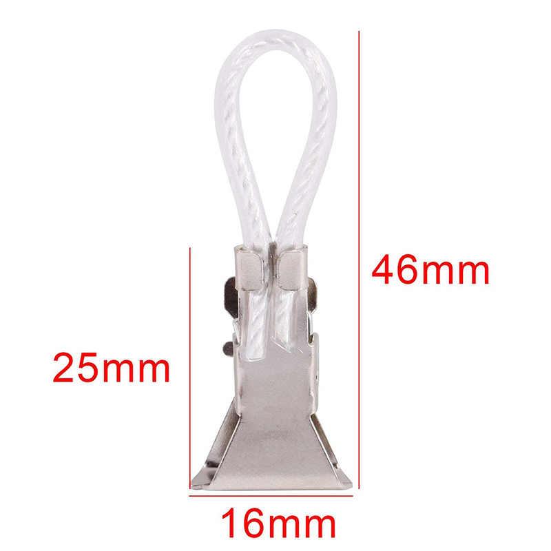 5 Pcs Thee Handdoek Opknoping Clips Badkamer Accessoires Metalen Clip Op Haken Loops Handdoek Opknoping Clips Voor Badkamer Keuken strand