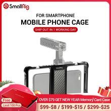SmallRig Soporte Universal para teléfono móvil, para Vlogging, Vlog, aparejo de vídeo, 2391
