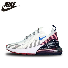 Nike Parra X Nike Air Max 270 Rainbow Park Running Shoes For Men And Women AH6789-020 36-44(China)