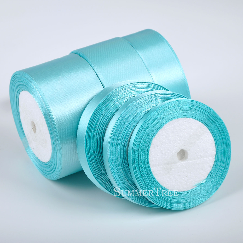 Satin Silky Sash 50mm x 4m Craft Ribbon Multi Colour Celebration
