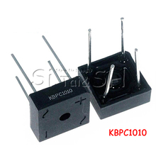 5PCS/LOT KBPC1010 10A 1000V DIP Diode Bridge Rectifier diode New
