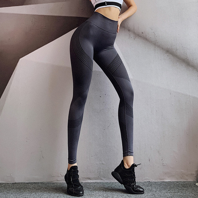 Tummy Control Fitness Leggings