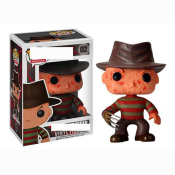 Funko Pop A Nightmare on Elm Street Freddy Krueger Doll Collection Model Vinyl Action Figures Kids Toys for Chlidren 2