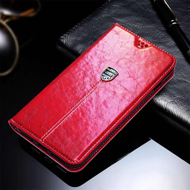 Etui z portfelem do OPPO Realme XT X Lite X2 Pro A5s A9x A5 A9 (2020) etui na telefony skórzane etui z klapką pokrowiec z klapką gniazdo na kartę