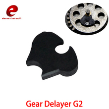 Элемент Airsoft G2 Sector Clip Delayer for Version 2% 2F 3% 2F 6 Gear AEG Gearbox Airsoft Accessories Tactical Hunting Accessory