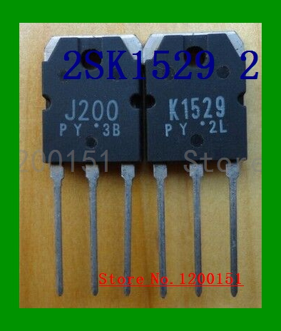 2SK1529 2SJ200 K1529 J200 (A Pair) TO-3P