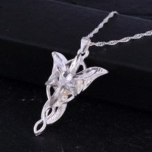 Moda colar noite estrela pingente colar cristal estrela pingente colar feminino jóias