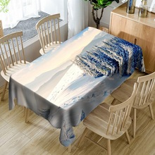Linen Cotton Tablecloth Tablecloths Modern Home Decorative Tea restaurant Table cover Tablecloths Dining Table and Coffee Table
