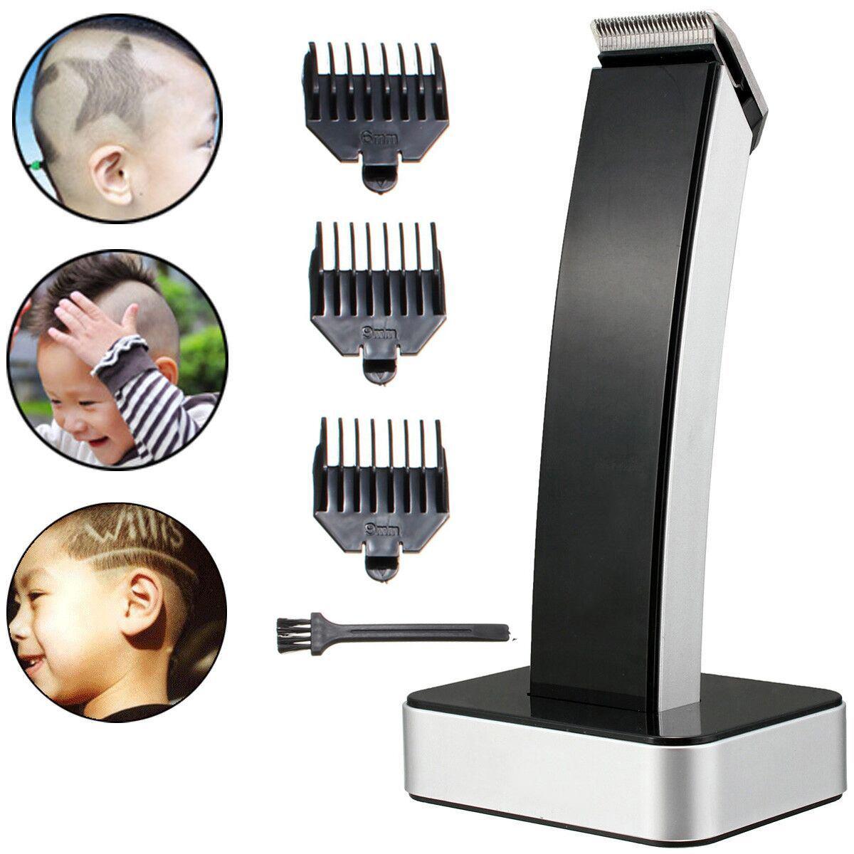 Cordless Electric Men's Hair Trimmer Rechargeable Hair Clipper Shaver Razor Beard Haircut Men Hair Cutting Machine