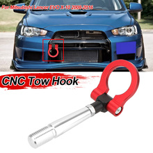 Vehicle-Towing-Hook Lancer Mitsubishi Front-Trailer Car-Racing Auto Rear for Evo-X-10