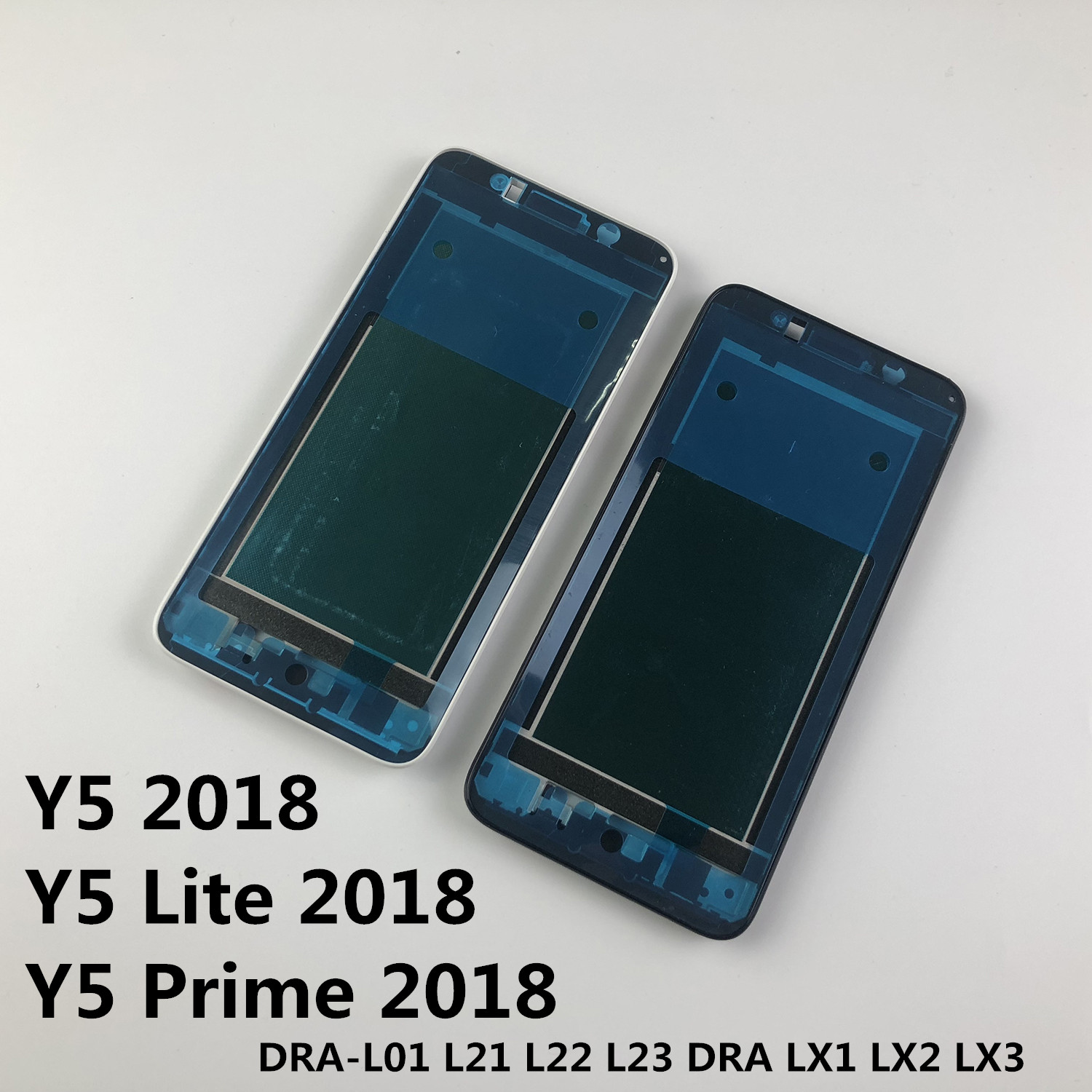 For Huawei Y5 Lite 2018/Y5 Prime 2018/Y5 2018 LCD Housing Front Frame Middle Frame Faceplate Chassis