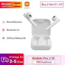 Xiaomi Mi-Xiaomi Mi Airdots Pro 2 SE Wireless Bluetooth Earphone,True Wireless Earbuds Touch Control,SBC AAC