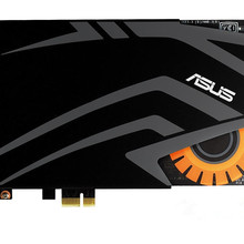 Used,ASUS  STRIX RAID PRO 7.1 channel Gaming  Sound Card,100% working good