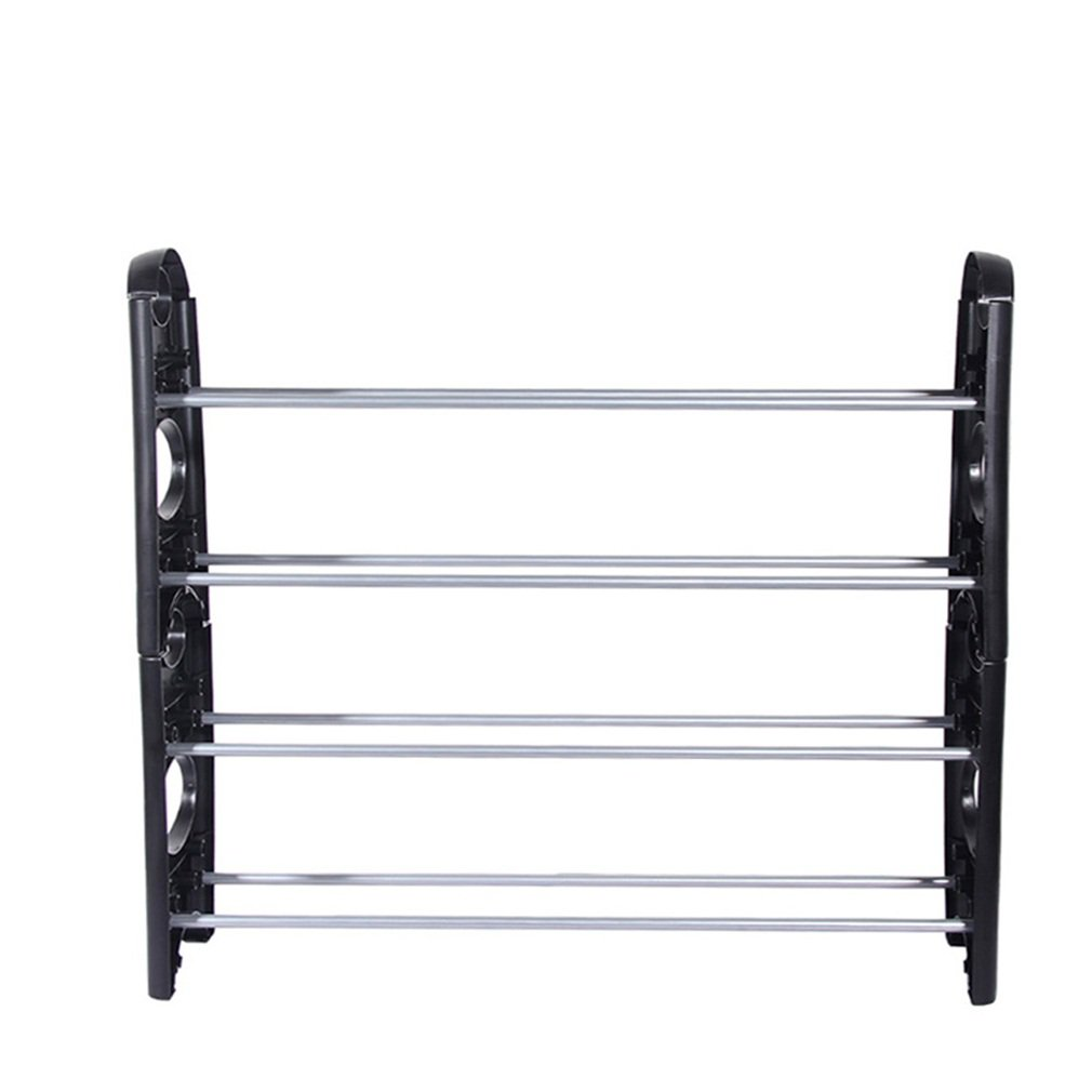 10 \ 6 \ 4 TIERS SHELF SHOES SHOE RACK STORAGE ORGANIZER STAND CUPBOARD TOWER Exquisitely Designed Durable Gorgeous