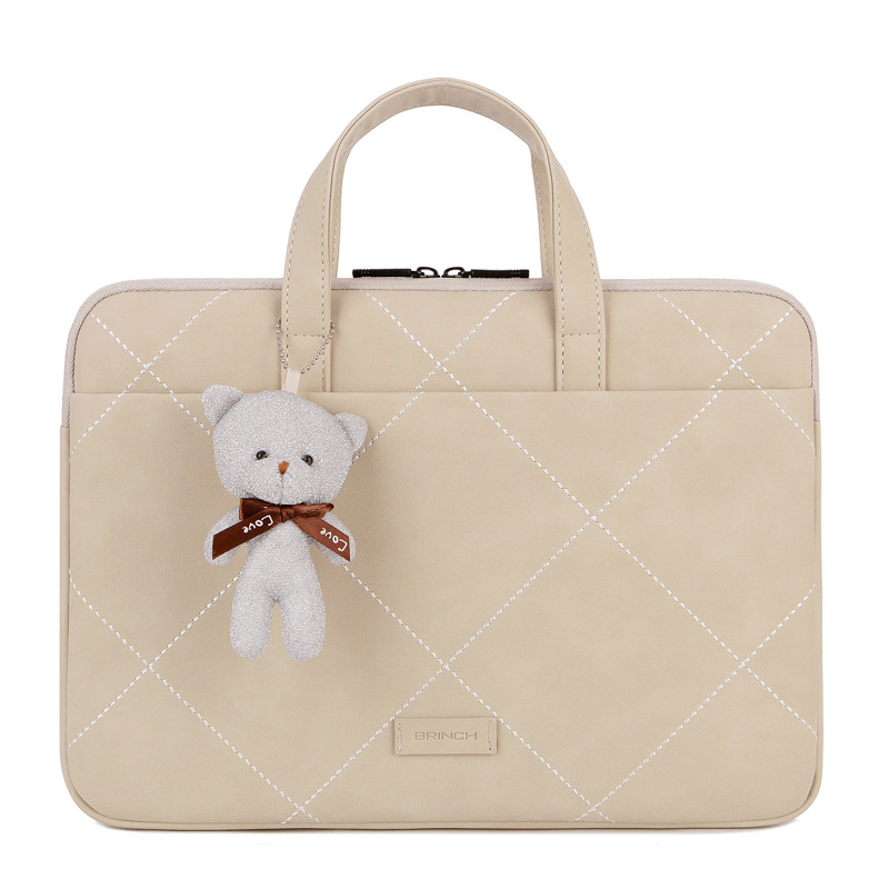 Water Pro Of Cute Laptop Bag Sleeve 12 13 14 15 15.6 Inch Notebook Bag For Macbook Air Pro Dell Asus HP Acer Case