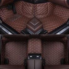 Skóra niestandardowy samochód mata podłogowa dla CITROEN C5 c6 C4 Picasso DS3 DS4 DS5 C3 C2 C3 XR C4 kaktus dywan etui na telefon