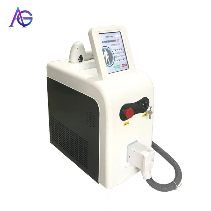Hot Sale Professional 808 Nm Hair Removal Machine For Home & Salon