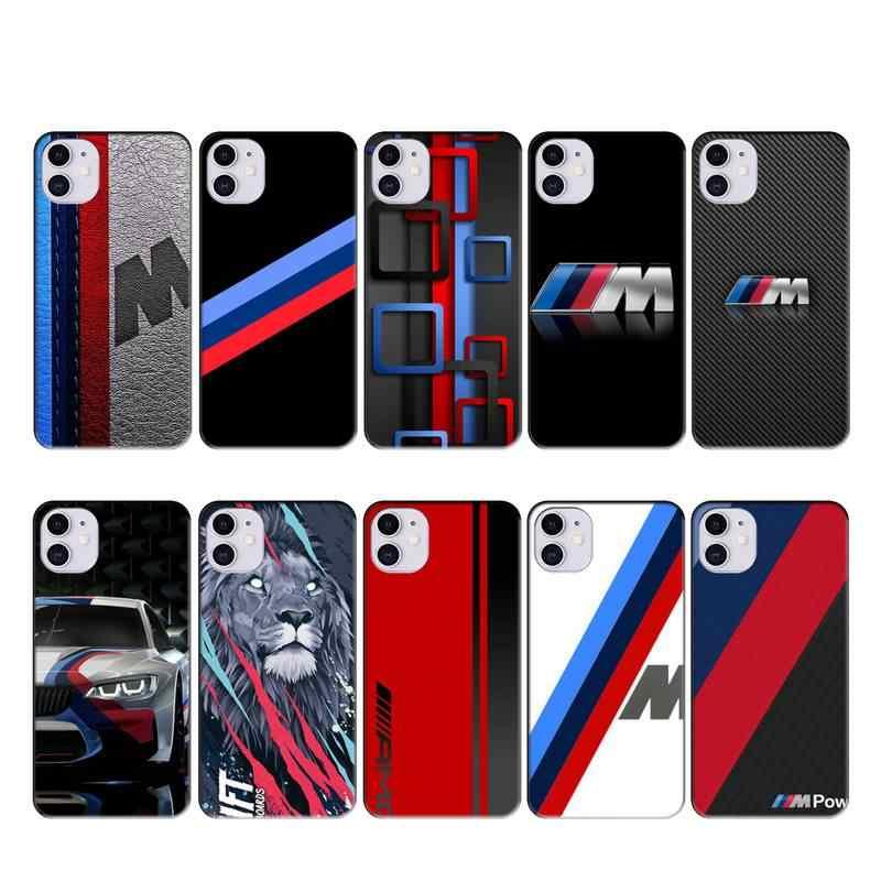 TK ELEVENV Top car BMW caso coque fundas per iphone 11 PRO MAX X XS XR 4S 5S 6S 7 8 PIÙ SE 2020 casi della copertura