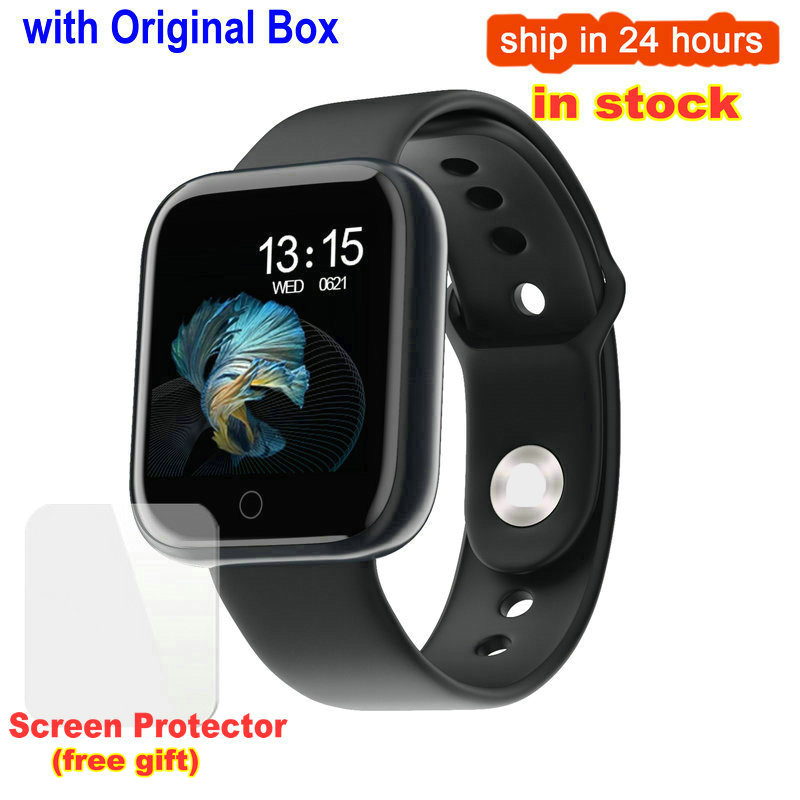 Steel Smartwatch Women Waterproof Smart Watch Men T80 Bluetooth Heart Rate Monitor Fitness Tracker For A-pple IPhone Android
