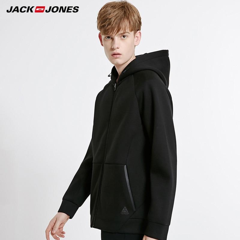 Jack Jones Mens Simple Loose Sports Casual Trench Coat| 219133517