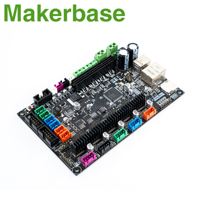 Image 2 - Makerbase MKS SBASE V1.3  32bit control board support marlin2.0 and smoothieware firmware Support MKS TFT screen and LCD