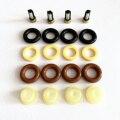 4 комплекта ремонтные наборы деталей топливной форсунки для BWM K100 мотоцикла OEM 0280150210 запасные части для AY-RK003