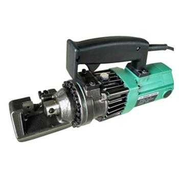 220V Electric Steel Shear Portable Hydraulic Rebar Cutter Fast Cutting Machine Small Shear Clamp Round Processing Tool 750/1350W недорого