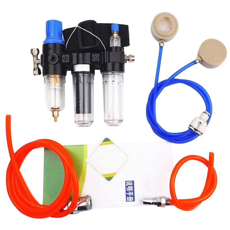 AMS-3-In-1 6800 Functional Chemicals Provides Air Respirator System Filtration System Accessories