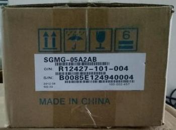 New and Original SGMG-05A2AB Servo Motor