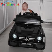 Детские внедорожные электрические транспортные средства с двумя приводами, четырехколесные детские качели, Детская игрушечная машинка на батарейках с пультом дистанционного управления