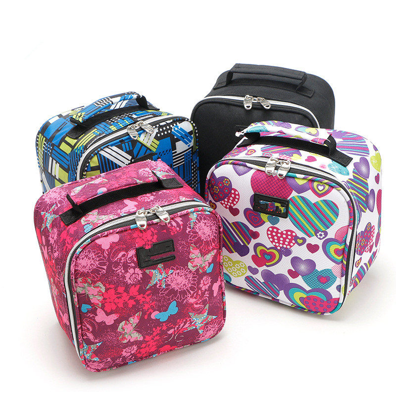 New Portable Children Lunch Bags Insulated Cool Lunch Bag Picnic Bags Student School Lunchbox Insulated Lunch Bag
