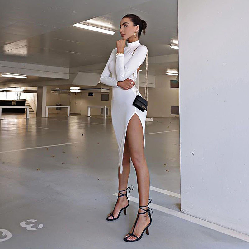 Long Midi Dress