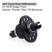 46T M1 Front Rear Differential for 1/8 RC Car Buggy Truck Truggy SCT DF Models 6684 Differential ZD Racing 8009 Kyosho Thunder