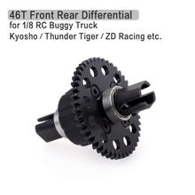 46T M1 Front Rear Differential for 1/8 RC Car Buggy Truck Truggy SCT DF- Models 6684 ZD Racing 8009 Kyosho Thunder