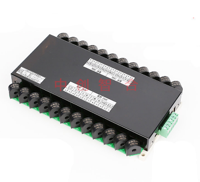25A Multi Channel True RMS Ac Current Collector 24-channel Current Transmitter