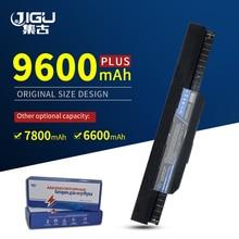 JIGU Аккумулятор для ноутбука ASUS K53 K53B K53E K53F K53J K53S K53T K53U A53T A53U K43 K43B K43E K43F K43J K43S K43U X43B X43