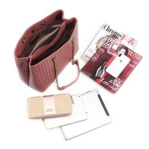 Image 5 - Womens Shoulder Bag 100% Sheepskin Leather Tote Shopping Bag Luxury Brand Design Handbag Fashion Simple Large Capacity 2020 New