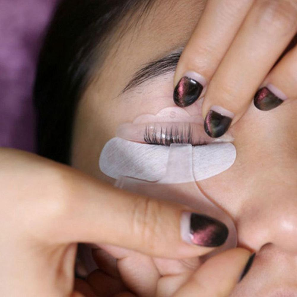 10Pcs Y Shape Silicone Grafting Eyelash Brush Lash Extension Lift Makeup Tool Lash Lift Brush Eyelash Extension Supplies Graft F