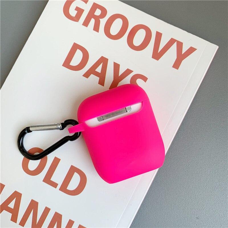 Флуоресцентний колір для футляра Apple - Портативні аудіо та відео - фото 5