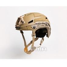 2019 Rockwell Fma New Climbing Protector Adjustable Suspension Helmet Airsoft Military Tb1307 -de