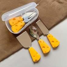 Набор резаков для сыра с пластиковой ручкой 3/4/5/6 шт/набор