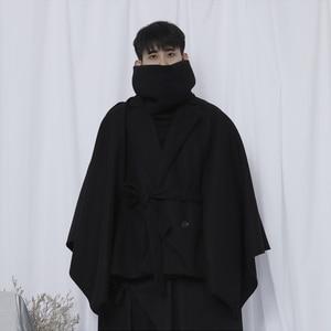 Original new woolen coat men's