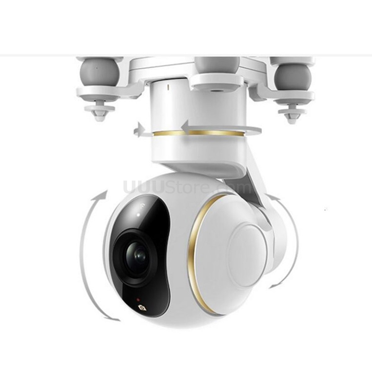 Gimbal With Camera For Xiaomi Mi Drone 4K Camera With Gimbal Accessories For RC Quadcopter Camera Drone FPV Racer Spare Parts