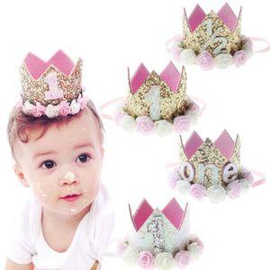 Happy 1st Birthday Party Decor Kids 1 Year Birthday Party Supplies 2nd First Birthday Boy Girl Party Baby Shower Decor Babyshowe