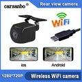 Автомобильная wifi камера беспроводная автомобильная камера заднего вида Камера Переднего Вида USB источник питания 5 В беспроводная камера з...