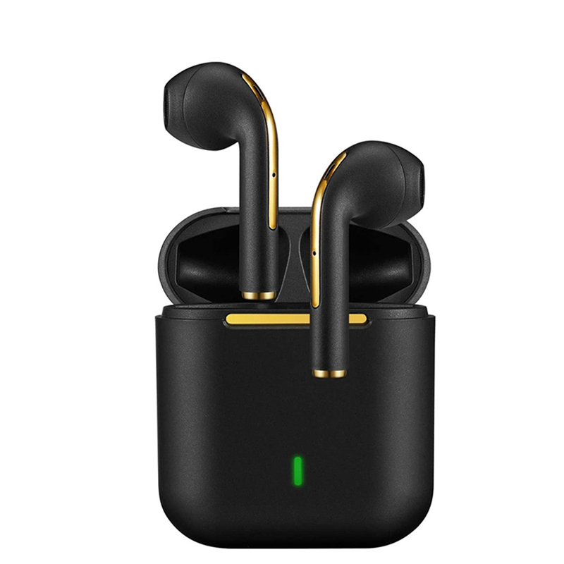 Neue J18 TWS Bluetooth Kopfhörer Stereo Echte Drahtlose Kopfhörer Ohrhörer In Ohr Freihändiger Kopfhörer Ohr Knospen Für Handy