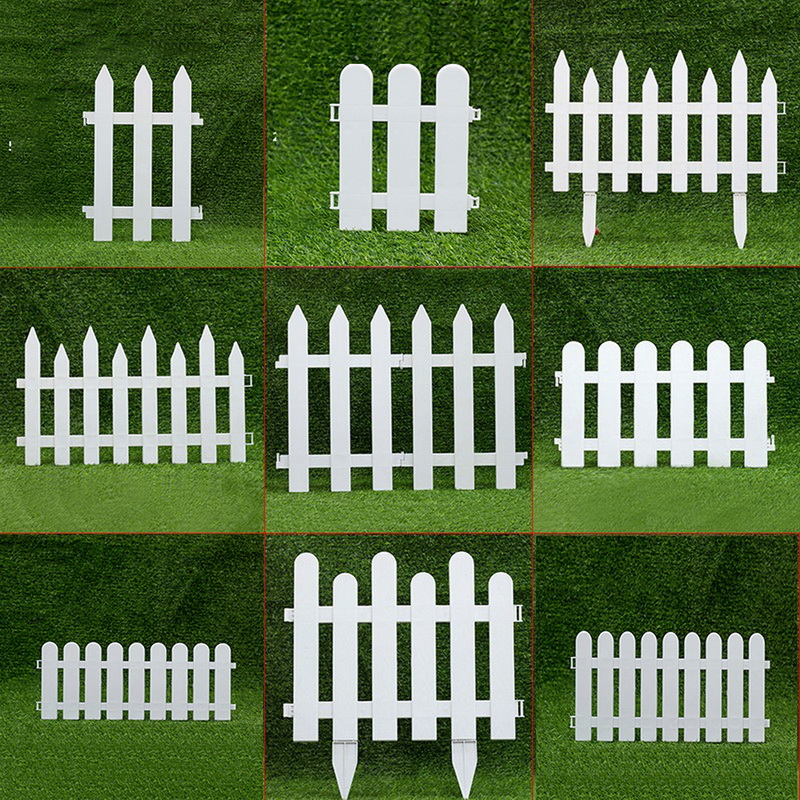 cheapest Concrete Molds DIY Garden Fence Cement Plastic Mold Green Belt Cement Brick Concrete Mold Great For Paving Molds White